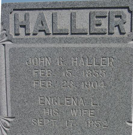 HALLER, JOHN G. - Woodbury County, Iowa | JOHN G. HALLER