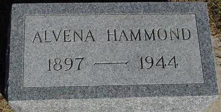 HAMMOND, ALVENA - Woodbury County, Iowa | ALVENA HAMMOND