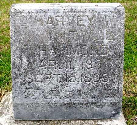 HAMMOND, HARVEY W. - Woodbury County, Iowa | HARVEY W. HAMMOND