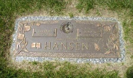 HANSEN, LAVERA - Woodbury County, Iowa | LAVERA HANSEN