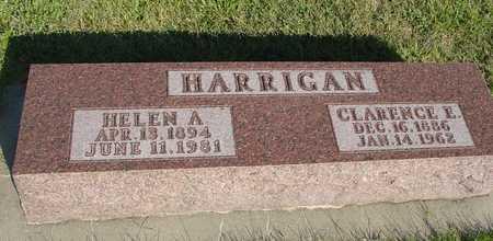 HARRIGAN, CLARENCE & HELEN - Woodbury County, Iowa | CLARENCE & HELEN HARRIGAN