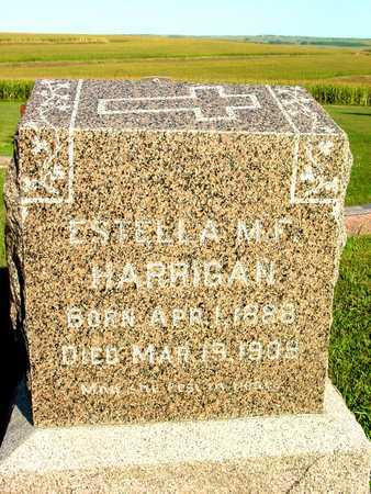HARRIGAN, ESTELLA M. F. - Woodbury County, Iowa | ESTELLA M. F. HARRIGAN