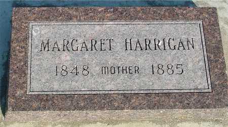 HARRIGAN, MARGARET - Woodbury County, Iowa | MARGARET HARRIGAN
