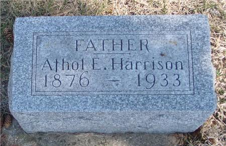 HARRISON, ATHOL - Woodbury County, Iowa | ATHOL HARRISON
