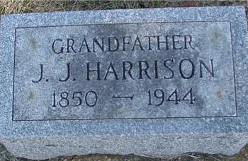HARRISON, J. J. - Woodbury County, Iowa   J. J. HARRISON