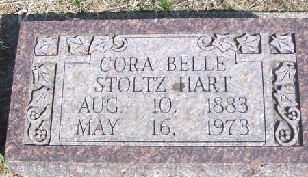 HART, CORA BELLE - Woodbury County, Iowa | CORA BELLE HART