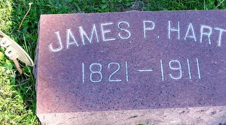 HART, JAMES P. - Woodbury County, Iowa   JAMES P. HART