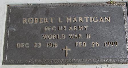HARTIGAN, ROBERT L. - Woodbury County, Iowa | ROBERT L. HARTIGAN