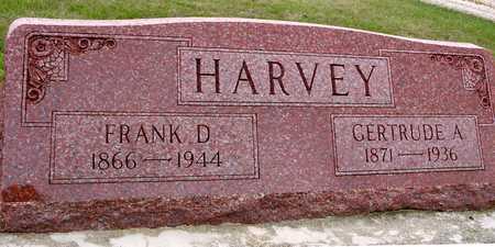 HARVEY, FRANK & GERTRUDE - Woodbury County, Iowa | FRANK & GERTRUDE HARVEY