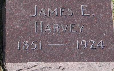 HARVEY, JAMES E. - Woodbury County, Iowa | JAMES E. HARVEY