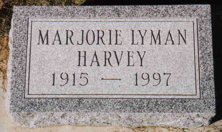 HARVEY, MARJORIE - Woodbury County, Iowa | MARJORIE HARVEY