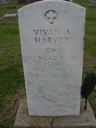 HARVEY, VIVIAN A. - Woodbury County, Iowa | VIVIAN A. HARVEY
