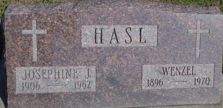 HASL, WENZEL - Woodbury County, Iowa   WENZEL HASL
