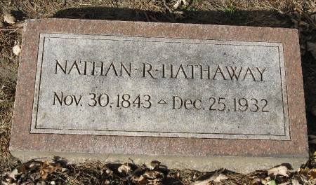 HATHAWAY, NATHAN ROWLEE - Woodbury County, Iowa | NATHAN ROWLEE HATHAWAY