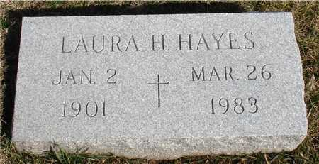 HAYES, LAURA H. - Woodbury County, Iowa | LAURA H. HAYES
