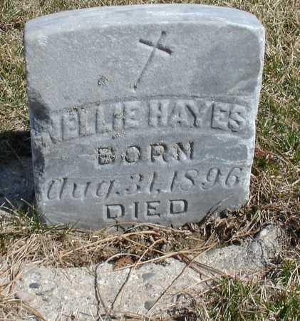 HAYES, NELLIE - Woodbury County, Iowa | NELLIE HAYES