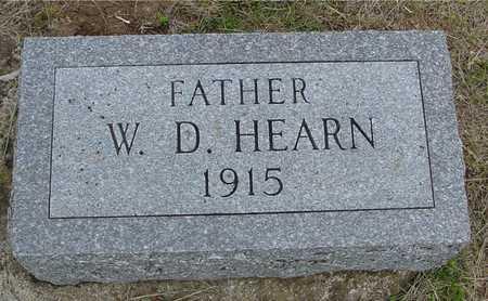 HEARN, W. D. - Woodbury County, Iowa   W. D. HEARN