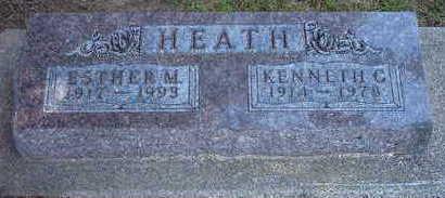 HEATH, ESTHER - Woodbury County, Iowa | ESTHER HEATH