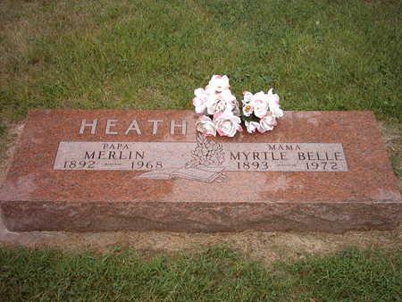 HEATH, MYRTLE - Woodbury County, Iowa | MYRTLE HEATH