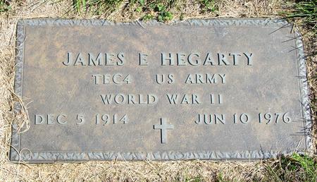 HEGARTY, JAMES E. - Woodbury County, Iowa | JAMES E. HEGARTY