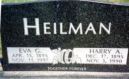 HEILMAN, HARRY  A. - Woodbury County, Iowa | HARRY  A. HEILMAN