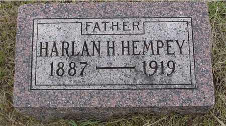 HEMPEY, HARLAN H. - Woodbury County, Iowa | HARLAN H. HEMPEY