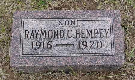 HEMPEY, RAYMOND C. - Woodbury County, Iowa | RAYMOND C. HEMPEY