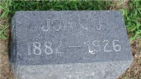 HERRINGTON, JOHN J. - Woodbury County, Iowa   JOHN J. HERRINGTON