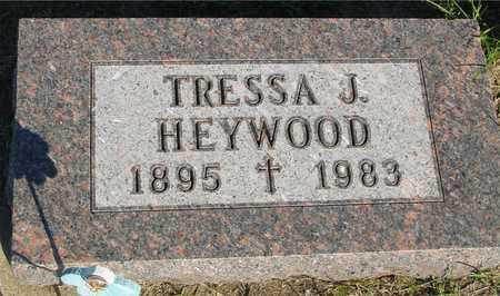 HEYWOOD, TRESSA J. - Woodbury County, Iowa | TRESSA J. HEYWOOD