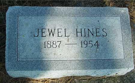 HINES, JEWELL - Woodbury County, Iowa | JEWELL HINES
