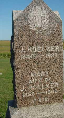 HOELKER, J. & MARY - Woodbury County, Iowa | J. & MARY HOELKER