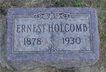 HOLCOMB, ERNEST - Woodbury County, Iowa | ERNEST HOLCOMB