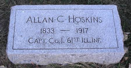 HOSKINS, ALLEN C. - Woodbury County, Iowa | ALLEN C. HOSKINS