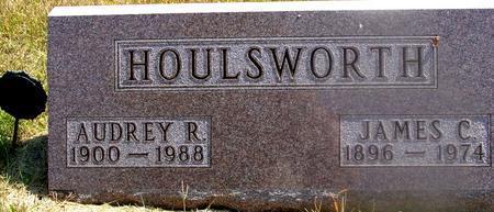 HOULSWORTH, JAMES & AUDREY - Woodbury County, Iowa | JAMES & AUDREY HOULSWORTH