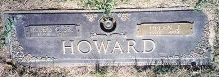 NELSEN HOWARD, HELEN JOHANNA - Woodbury County, Iowa | HELEN JOHANNA NELSEN HOWARD