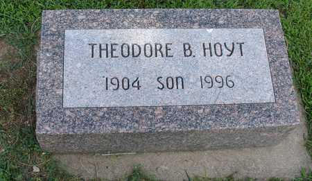 HOYT, THEODORE B. - Woodbury County, Iowa | THEODORE B. HOYT