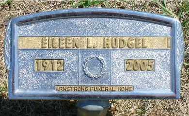 HUDGEL, EILEEN L. - Woodbury County, Iowa   EILEEN L. HUDGEL
