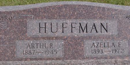 HUFFMAN, ARTHUR & AZELLA E. - Woodbury County, Iowa | ARTHUR & AZELLA E. HUFFMAN