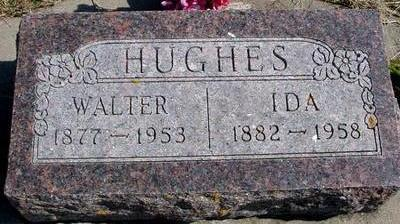 HUGHES, WALTER & IDA - Woodbury County, Iowa | WALTER & IDA HUGHES