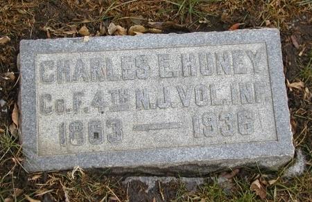 HUNEY, CHARLES E - Woodbury County, Iowa | CHARLES E HUNEY