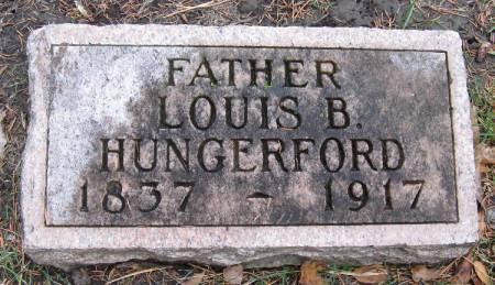 HUNGERFORD, LOUIS B. - Woodbury County, Iowa | LOUIS B. HUNGERFORD