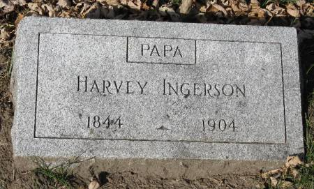 INGERSON, HARVEY - Woodbury County, Iowa | HARVEY INGERSON