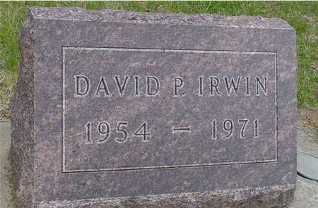 IRWIN, DAVID P. - Woodbury County, Iowa | DAVID P. IRWIN