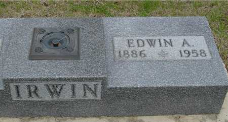 IRWIN, EDWIN A. - Woodbury County, Iowa | EDWIN A. IRWIN