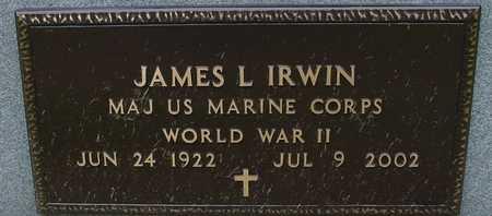 IRWIN, JAMES L. - Woodbury County, Iowa | JAMES L. IRWIN