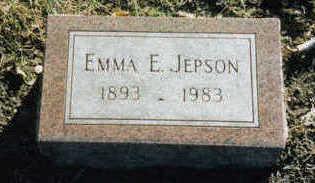 JEPSON, EMMA E. - Woodbury County, Iowa | EMMA E. JEPSON