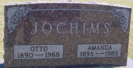 JOCHIMS, OTTO & AMANDA - Woodbury County, Iowa | OTTO & AMANDA JOCHIMS
