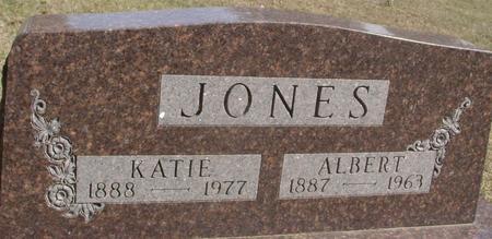 JONES, ALBERT & KATIE - Woodbury County, Iowa | ALBERT & KATIE JONES