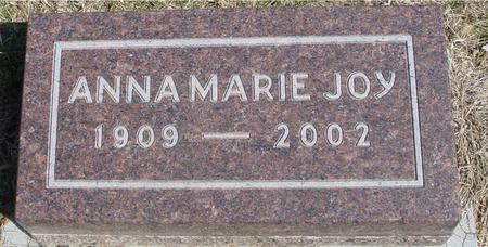 JOY, ANNA MARIE - Woodbury County, Iowa | ANNA MARIE JOY