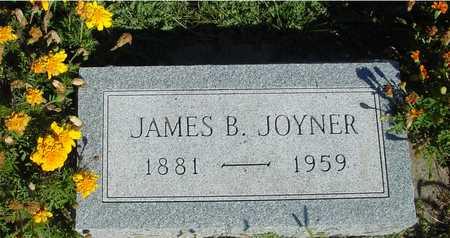 JOYNER, JAMES B. - Woodbury County, Iowa   JAMES B. JOYNER